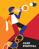 Jazz festival. Royalty Free Stock Photography