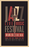 Jazz festival Royalty Free Stock Image