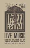 Jazz festival Stock Photography