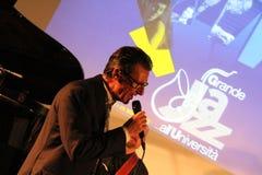Jazz Gege Telesforo Foto de archivo