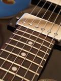 jazz gitaar Royalty-vrije Stock Foto
