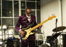 Jazz Loft Party 2018 royalty-vrije stock fotografie