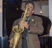 Jazz Loft Party arkivbilder