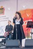 Jazz May Penza 2015. Stock Photography