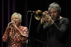 Jazz mediterráneo imagenes de archivo