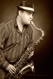 Jazz music Stock Photos