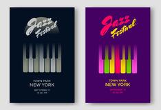 Jazz music festival Royalty Free Stock Images