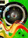 Jazz Musical Background Stock Images