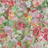 Jazz polygons Stock Photos