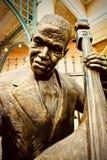 Jazz principal do córrego, estilo novo de Orlean imagem de stock