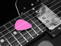 Jazz rosâtre Photos libres de droits