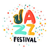 Jazz Sign Concept Royalty Free Stock Images