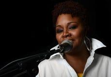 Jazz Singer fotos de stock
