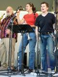 Jazz Singers at Adams Morgan Day Royalty Free Stock Photos