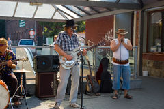 Jazz at station 2014 Royalty Free Stock Images