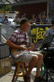 Jazz in the streets 2015 Royalty Free Stock Photo