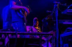 Jazz Varaderos Josone u. Sohn-Festival 2 stockfoto