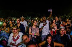 Jazz Varaderos Josone u. Sohn-Festival 9 stockfotografie
