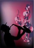 Jazz vector Royalty Free Stock Image