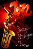 Jazz (vettore)  Royalty Illustrazione gratis