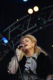 Jazz Zventa Sventana/Tina Kuznetcova di Usadba fotografia stock
