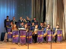 Jazzband Stock Afbeelding
