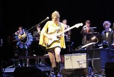 Jazzfest Lizenzfreie Stockfotos