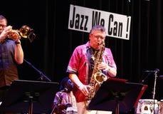 Jazzfest Royalty Free Stock Image