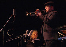 Jazzfest Stock Photo