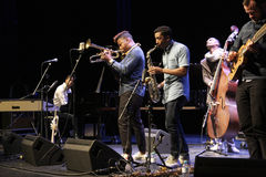 Jazzfest Stock Photos