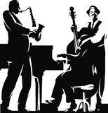 jazzmans 3 Стоковое Изображение