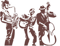 Jazzmen Stock Photo