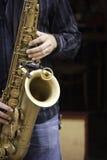 jazzmusiker Arkivfoto
