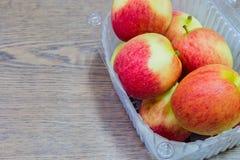 Jazzowi jabłka Obrazy Stock