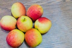 Jazzowi jabłka Zdjęcie Stock