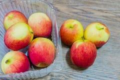 Jazzowi jabłka Zdjęcia Royalty Free