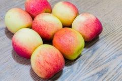 Jazzowi jabłka Obrazy Royalty Free
