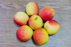 Jazzowi jabłka Obraz Stock