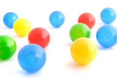 Jazzy Balls Stock Photos