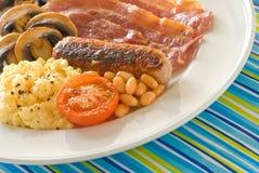 Jazzy Breakfast Royalty Free Stock Image