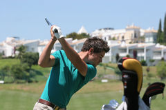 JB Gonnet, Golf Open de Andalucía 2007 Imágenes de archivo libres de regalías