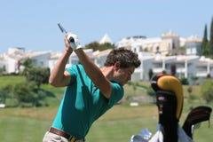 JB Gonnet, Golf Open de Andalusia 2007 Immagini Stock Libere da Diritti