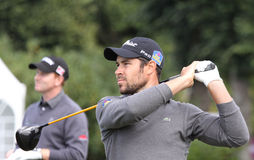 JB Gonnet, Vivendi golfkop, sept. 2010 Stock Fotografie