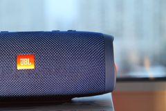JBL CHARGE 3 stock photos