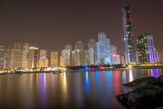 JBR Dubaï Images stock