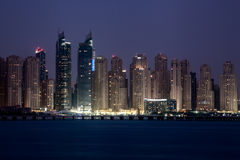 JBR view Royalty Free Stock Images