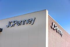 JC Penney Royalty Free Stock Photo