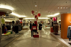 JC Penny Department Store Royalty Free Stock Image