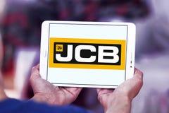JCB λογότυπο επιχείρησης Στοκ εικόνα με δικαίωμα ελεύθερης χρήσης