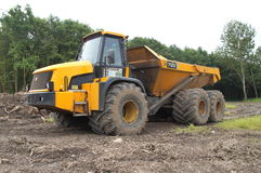 JCB 722 Articulated Dump Truck Royalty Free Stock Image